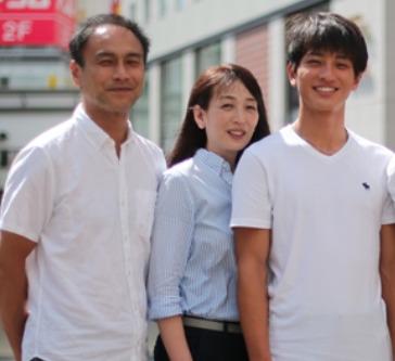 橋岡優輝 家族 両親
