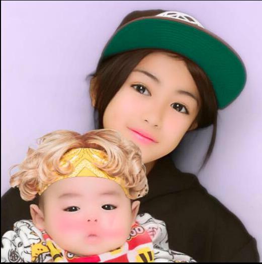 中山楓奈 かわいい 家族